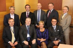 Executive AGM Members 2014 Alliance